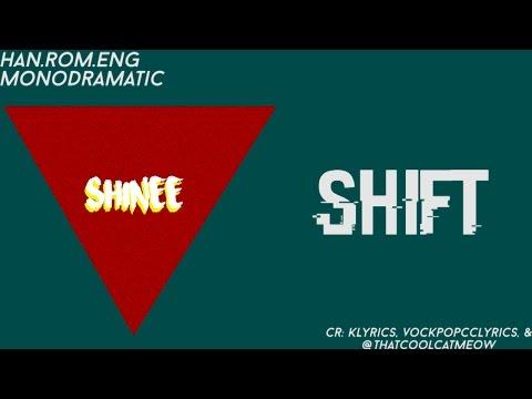 SHINee (샤이니) - SHIFT (Han|Rom|Eng)