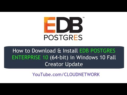 video Edb Postgres Advanced Server