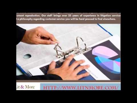 Legal Copy Miami - Litigation Services - Expect more - Get More