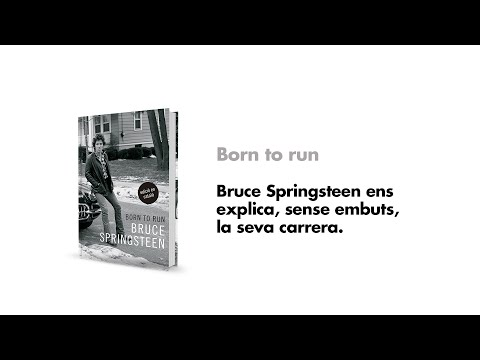 BORN TO RUN. MEMÒRIES |  Bruce Springsteen