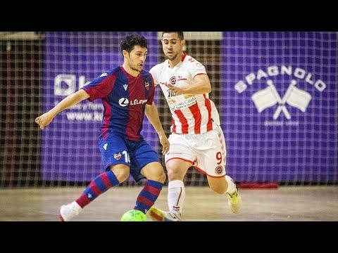 Levante UD - Jimbee Cartagena Cuartos de Final Partido 2 Temp 20 21