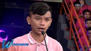 Wowowin: Viral singer mula sa Ormoc, Leyte, naiyak nang makarating sa 'Wowowin'
