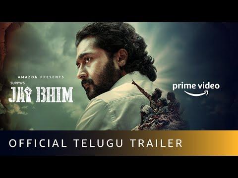 Official Telugu trailer: Jai Bhim featuring Suriya; premiering from Nov 2 on Amazon Prime