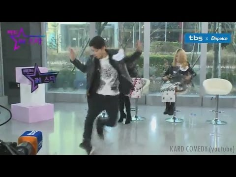 KARD Funny Clip #4 - Funny Dance Battle