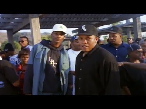 Dr. Dre ft. Snoop Doggy Dogg - Nuthin' But A G Thang (Fully Uncensored Video) [Explicit]