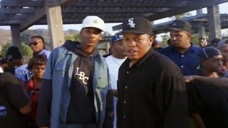 Dr. Dre ft. Snoop Dogg - Nuthin' But A G Thang (Fully Uncensored Video) [Explicit]