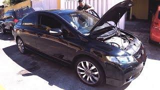 Honda Civic SI Turbo com mais de 400cv!