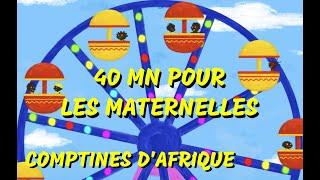 40 minutes of African Nursery Rhymes