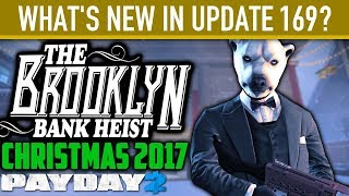 What's new in Christmas 2017? [PAYDAY 2]