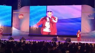 Huỳnh james & Pjnboys live | Mình Cưới Nhau Đi tại hội chợ Bắc Ninh 30/3/2018