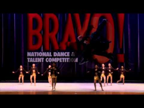The Delaware Arts Conservatory Junior Jazz Dance Team