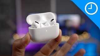 AirPods Pro unboxing + review: well worth the upgrade!