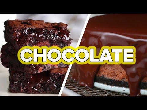 5 Best Tasty Chocolate Desserts