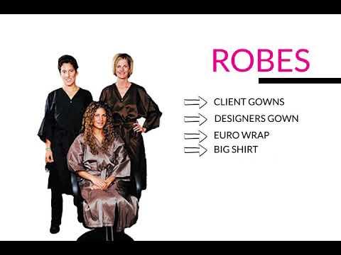 Salonwear - Salon Apparels, Barber Apparels, Spa Uniforms, Spa Wear