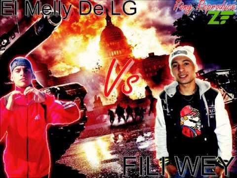 FILI WEY - Vs - El MELLY DE LG   2014  