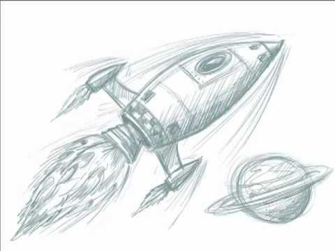 Image Gallery nasa space rocket drawings