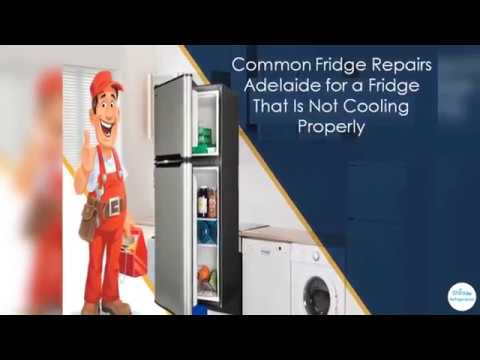 Common Fridge Repairs Adelaide for a Fridge That Is Not Cooling Properly