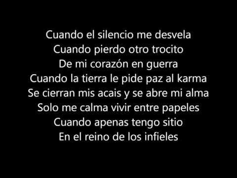Rapsusklei & Canserbero- Dando Y Perdiendo (letra)