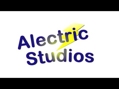 Early Alectric Studios Intro