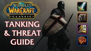 Classic WoW Tanking and Threat Guide