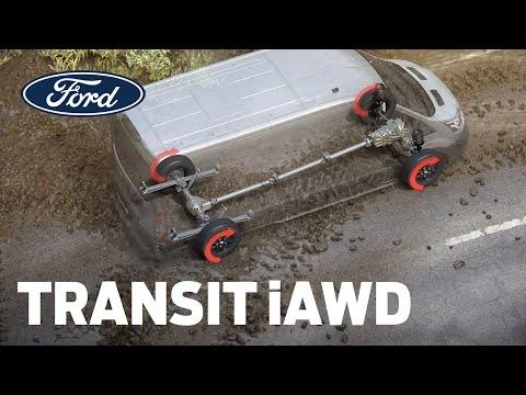 Pohon všech kol | Ford Transit | Ford Česká republika