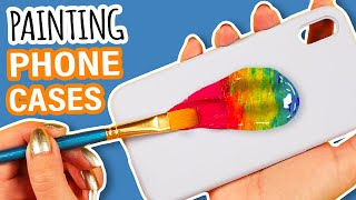 Customizing Phone Cases