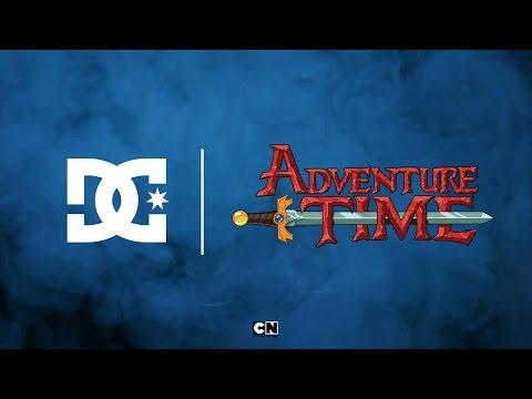 DC SHOES: DC X ADVENTURE TIME