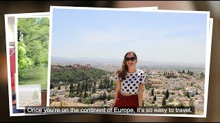 Students talk about the amazing experiences they've had on Erasmus+