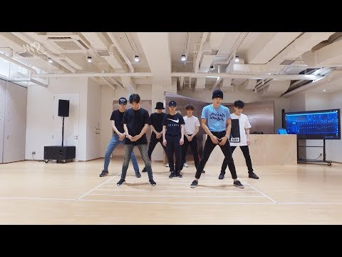 EXO - 전야 (前夜) (The Eve) Dance Practice (Mirrored)