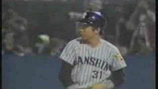 阪神優勝1985
