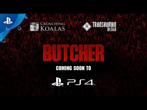 BUTCHER Video Screenshot 2