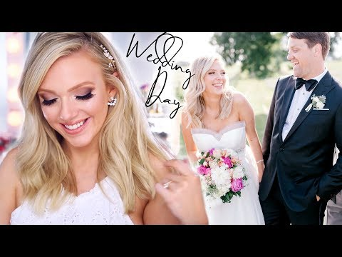 My Wedding Day Makeup! | Bridal Look