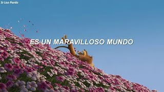 Madagascar - What A Wonderful World | Louis Armstrong // Subtitulada al Español