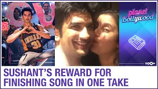 Farah Khan rewards Sushant for completing Dil Bechara titl..