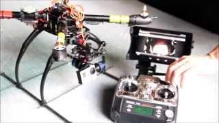 屋内テスト 空撮用クワッドコプター自動操縦システム by kaiyu ryozin on YouTube