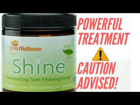 Not So SHOCKING reason why Shine Is The Best Teeth Whitening Powder On The Planet!
