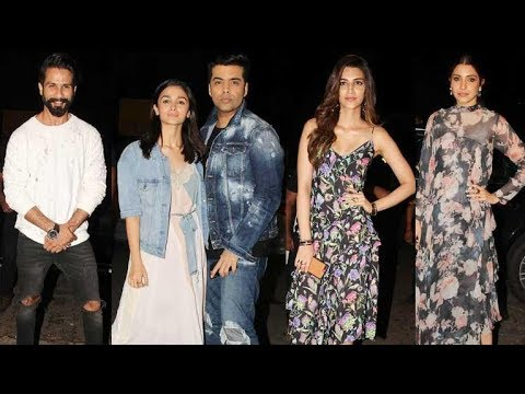Bollywood celebs PARTY Hard At Jitesh Pillai's Birthday Party | Alia Bhatt, Anushka, Karan Johar,