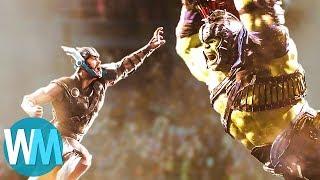 Top 10 Best Fights In The MCU