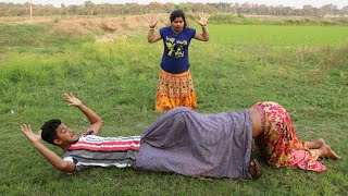 Must Watch New Funny Video 2021_Top New Comedy Video 2021_Try To Not Laugh_Episode 183 By FunKiVines