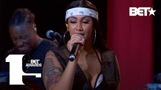 Queen Naija Performs Bad Boy Live At The 2019 BET Experience!