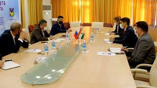 Генеральный консул Индии во Владивостоке посетил Артём