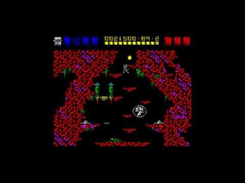 Clásicos del Spectrum: Rex (Martech)