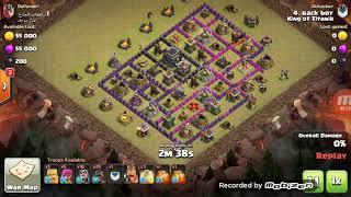 Th8 best war attack