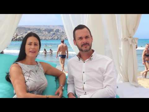 Azure TV: Vlog 33: Malta's Blue Flag Beaches