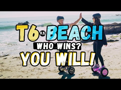 T6 Swagboard VS. The Beach
