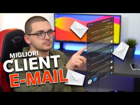 Migliori CLIENT E-MAIL gratuiti Android  …