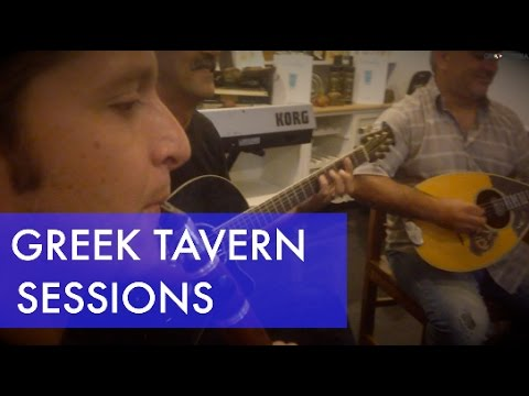 "Kostantinia (Κωνσταντινιά)// Groovypedia ""Greek Tavern"" Sessions"