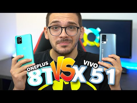 OnePlus 8T VS Vivo X51 5G: i top di gamm …