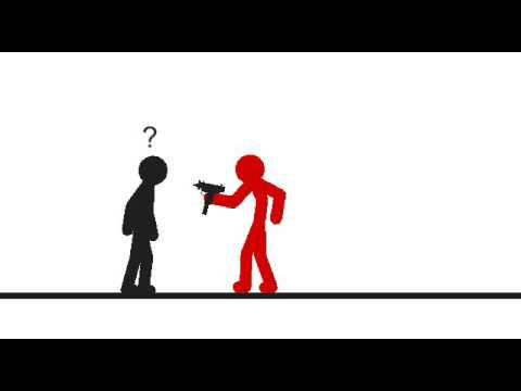 How To Disarm A Stickman
