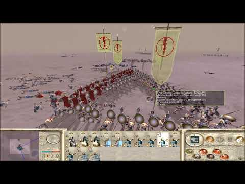 Rome Total War Online Battle #2459: